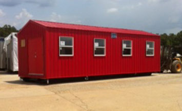 Portable Skid Building, Precision Structures Houston