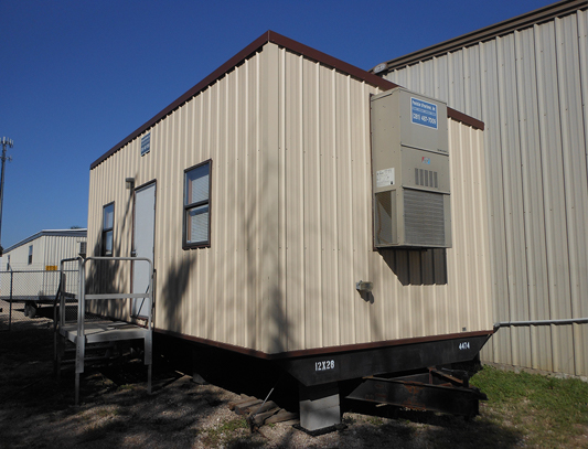 Commercial and Industrial Modular Office Trailer Solution